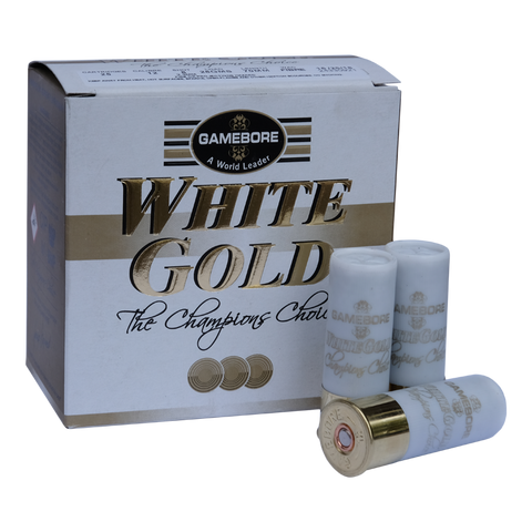 Gamebore - 12g White Gold 28g 7.5 FW