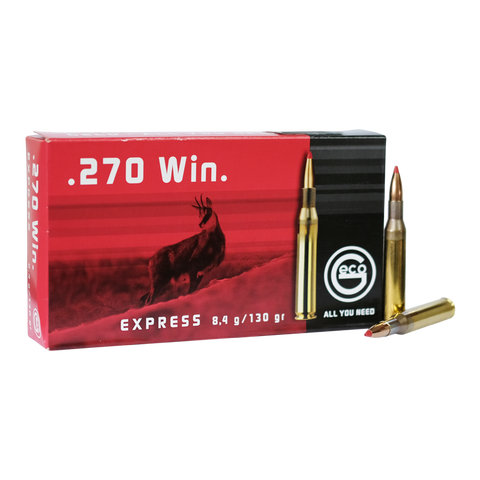 Geco - .270 WIN Express 130Grn