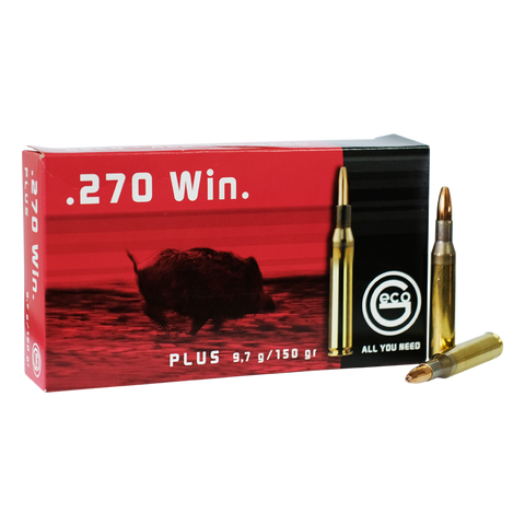 Geco - .270 WIN Plus 150Grn