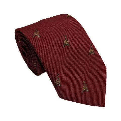 West London Shooting School Partridge Ties