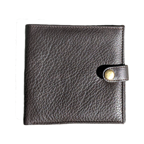 Patrick Pebble Leather licence holder