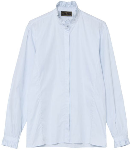 Purdey Ladies Pie Crust Collar Shirt