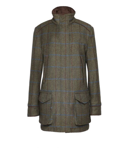 Purdey Ladies Tweed Fieldcoat Stanwick