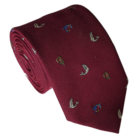 West London Shooting School Flying Fish Ties