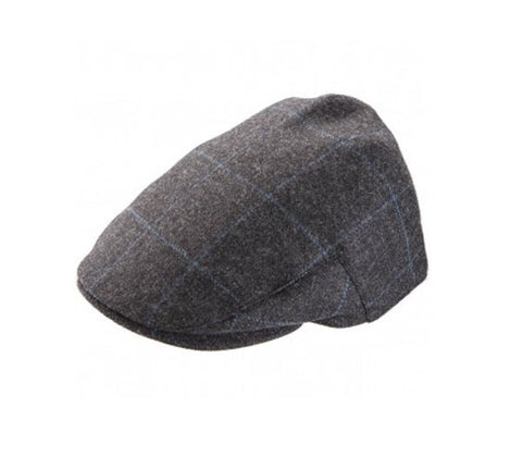 Christy's Tweed Balmoral Cap