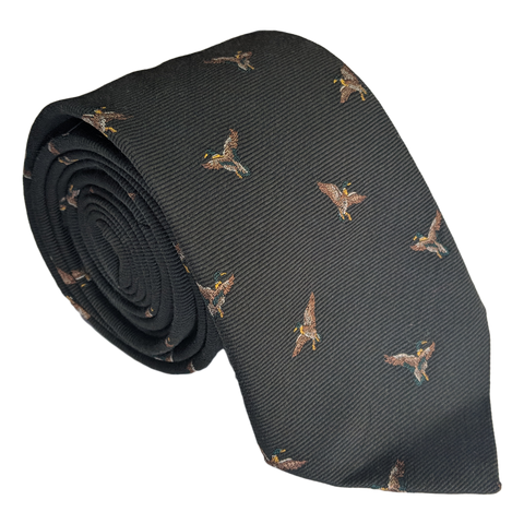 West London Shooting School Flying Duck Ties