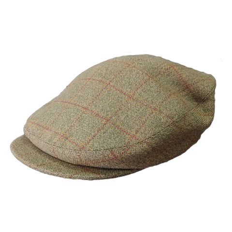 West London Shooting School Tweed Cap