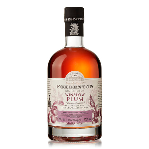 Foxdenton Goliath Of Plum Gin 450cl