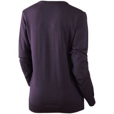 Harkila Alley Ladies Pullover - Blackberry