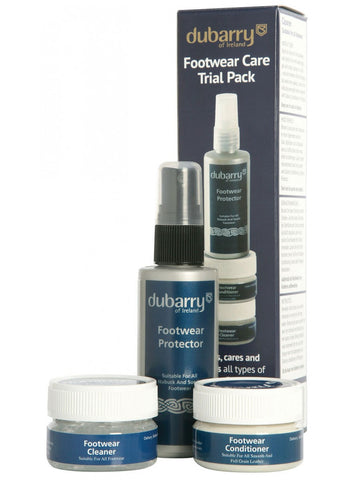 Dubarry Footwear care Trail Pack