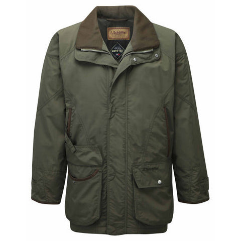 Schoffel Ptarmigan Superlight Coat- Forest