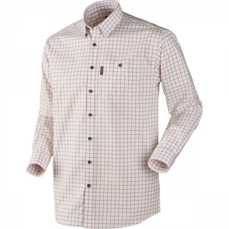 Harkila Stenstorp Shirt - Bright Port Check