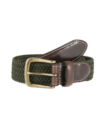 Dents Stretch Elastic Webbing Belt