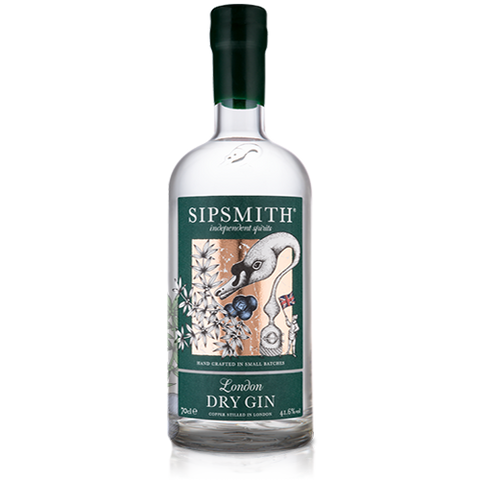 Sipsmith's London Dry Gin 70cl