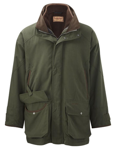 Schoffel Ptarmigan Interactive Coat - Hunter Green