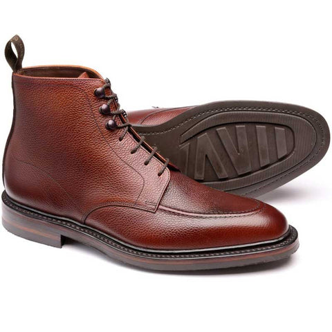 Loake Anglesey Oxblood Grain