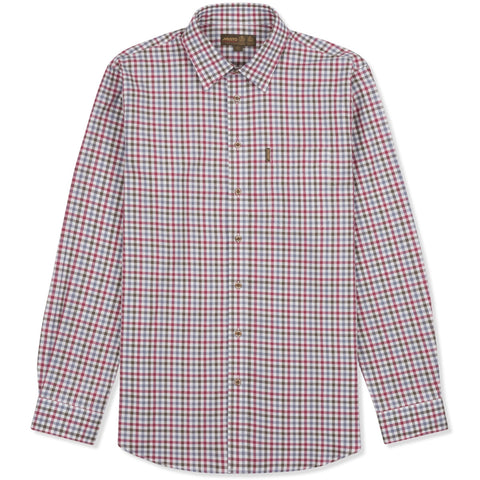 Musto Carrick Berry Classic Twill Shirt