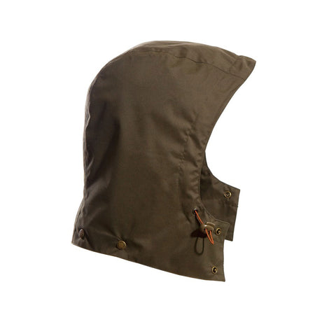 John Field Rain Hood - Forest Green