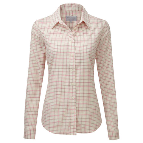 Schoffel Ladies Rose Tatterstall Shirt