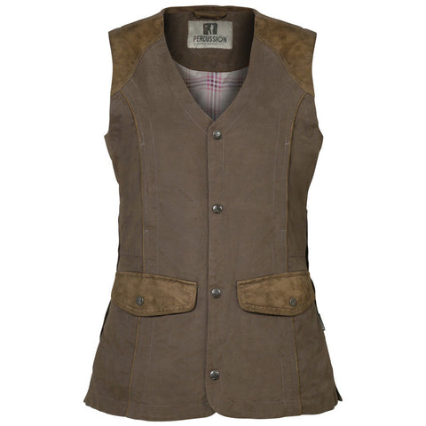 Percussion Ladies Normandie Waistcoat