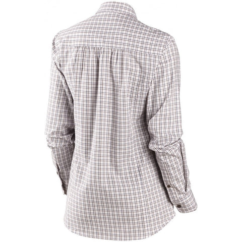 Seeland Preston Lady Shirt - Merlot Check
