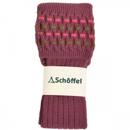 Schoffel Stitch Sock