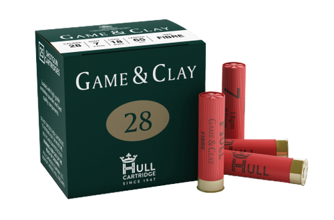 Hull - 28g Game & Clay 18g 7 FW