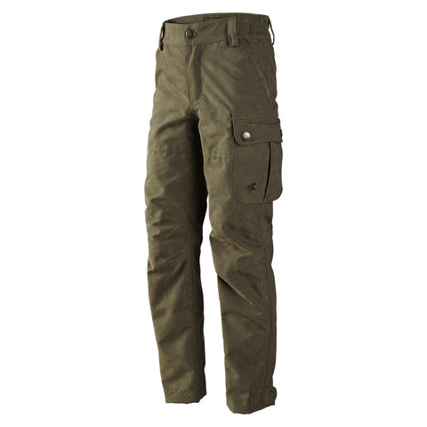 Seeland Woodcock Childrens Trousers - Shadow Olive