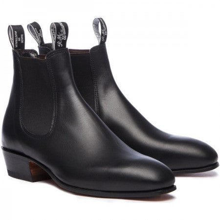 R.M. Williams Yearling Kimberley Boots Black