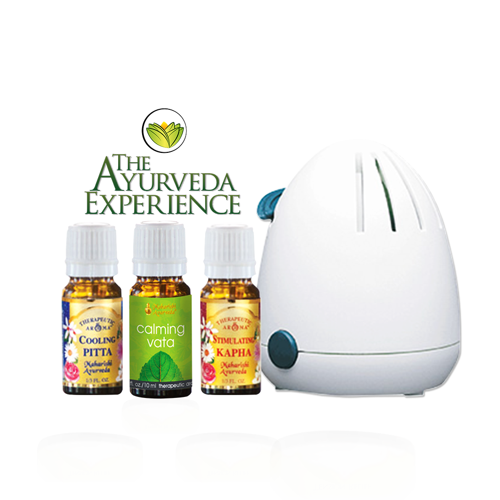 Aroma Oil Pack + The Ayurveda Experience