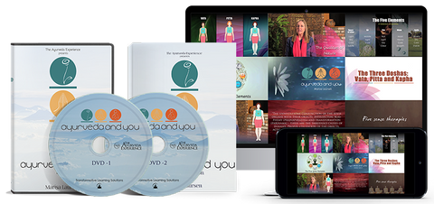 Ayurveda & You - DVD Set