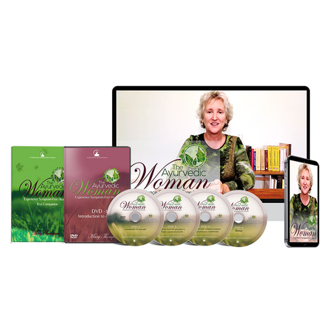 The Ayurvedic Woman - DVD Set