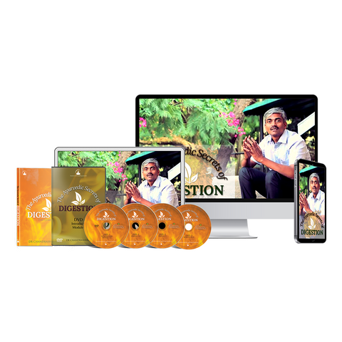 The Ayurvedic Secrets of Digestion - DVD Set