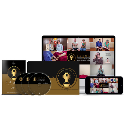 The Kansa Course - DVD Set