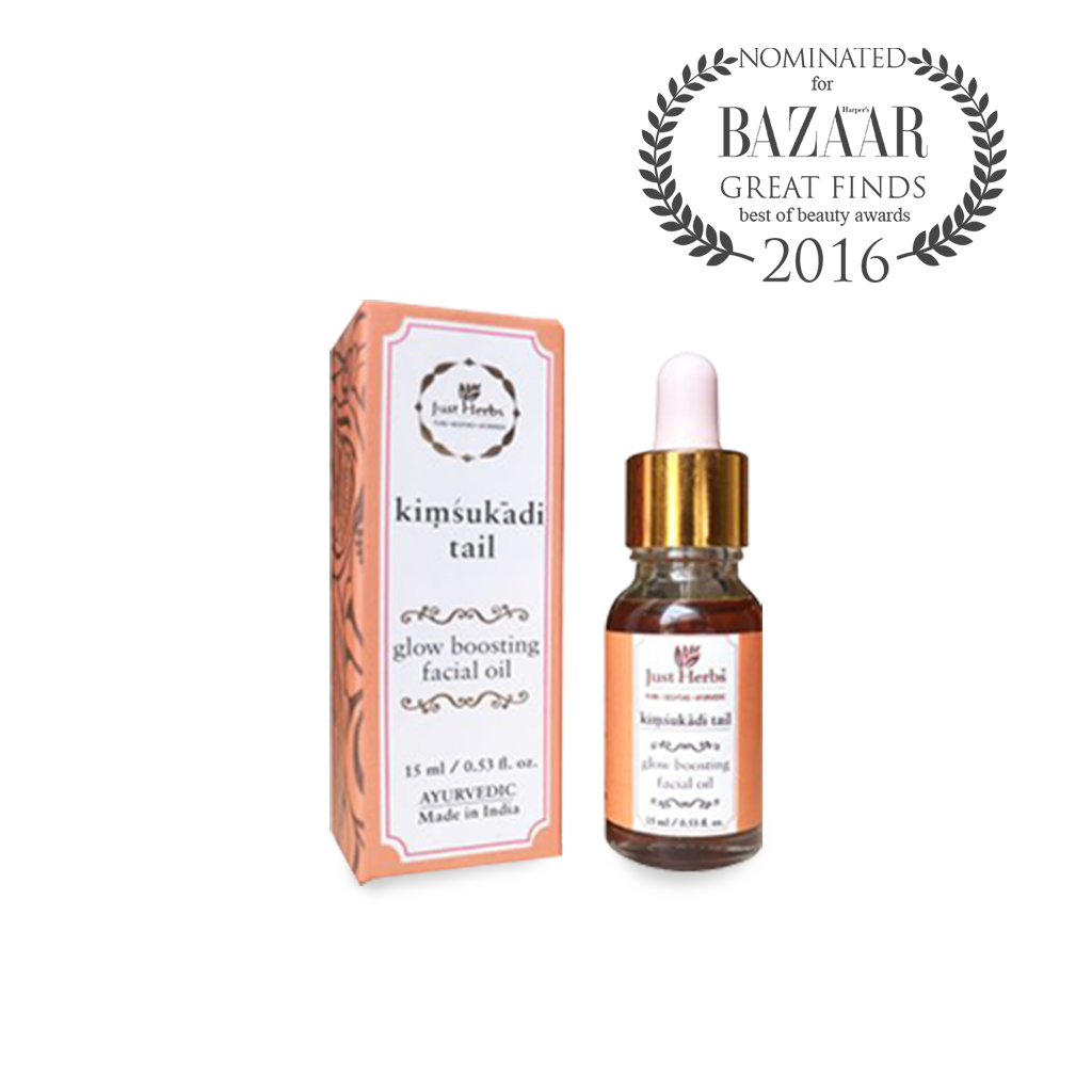 Kimsukadi Tail - Glow Boosting Facial Oil