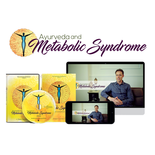 Ayurveda & Metabolic Syndrome - DVD Set