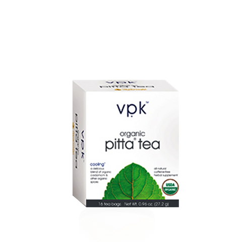 Organic Cooling (Pitta) Tea - 16 Tea Bags