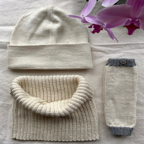 Qhocha neck warmer - bluellamashop