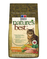 Hill's Nature's Best Adulto con Pollo Gato
