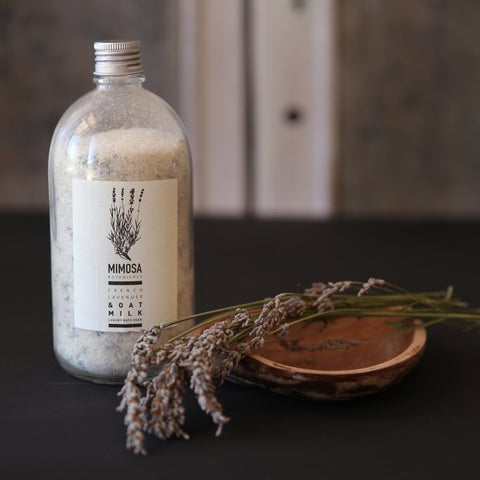 French Lavender & Oat Milk French Apothecary Bath Soak