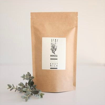 French Lavender & Oat Milk Bath Soak 250gm