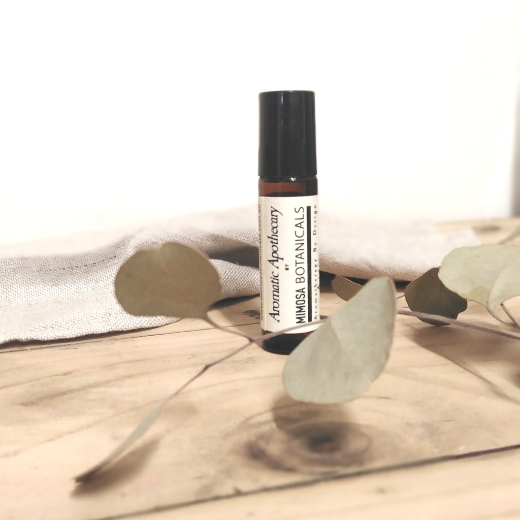 Custom Aromatic Apothecary Therapy Roller