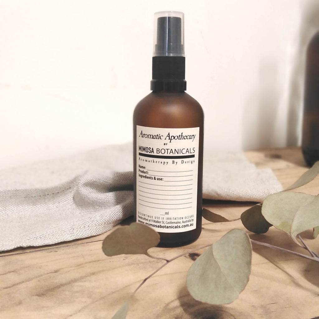 Custom Aromatic Apothecary Room Mist