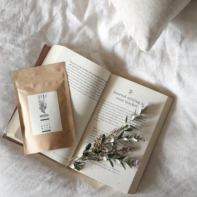 French Lavender & Oat Milk Bath Soak 125gm Sachet