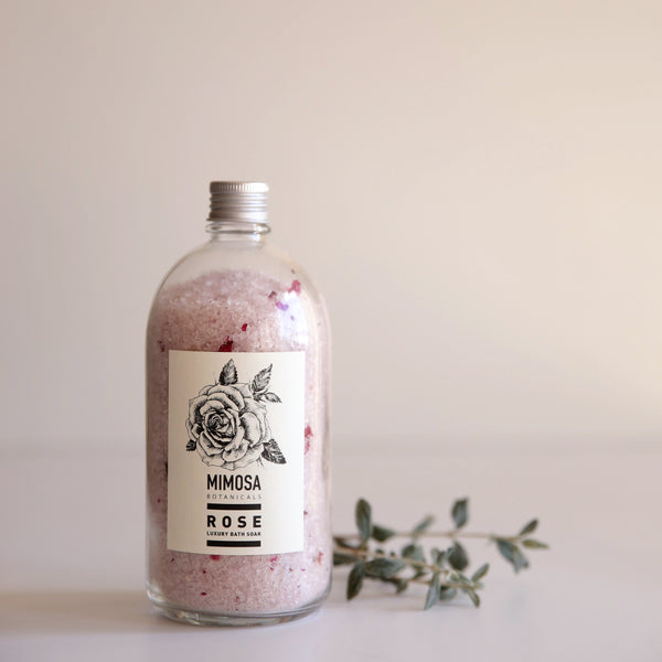 Rose Bath Soak French Apothecary