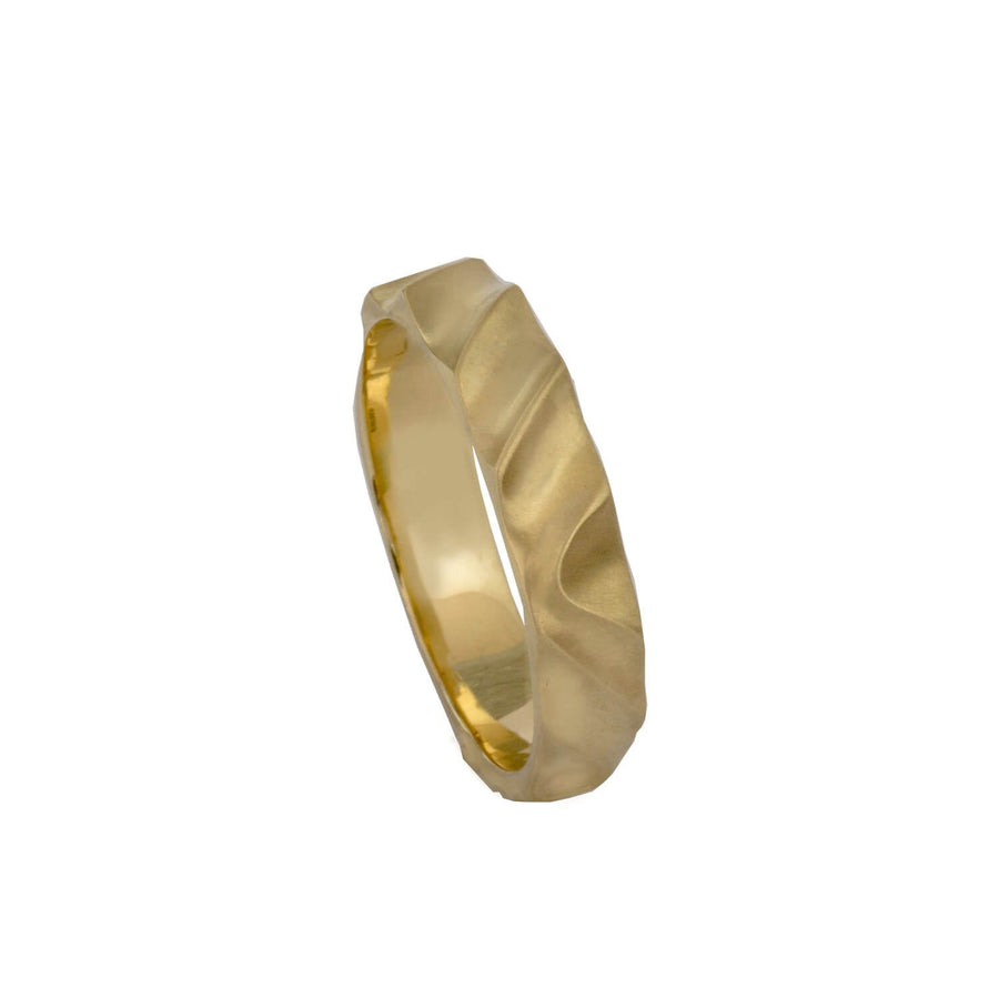 Dune wedding Band 5mm