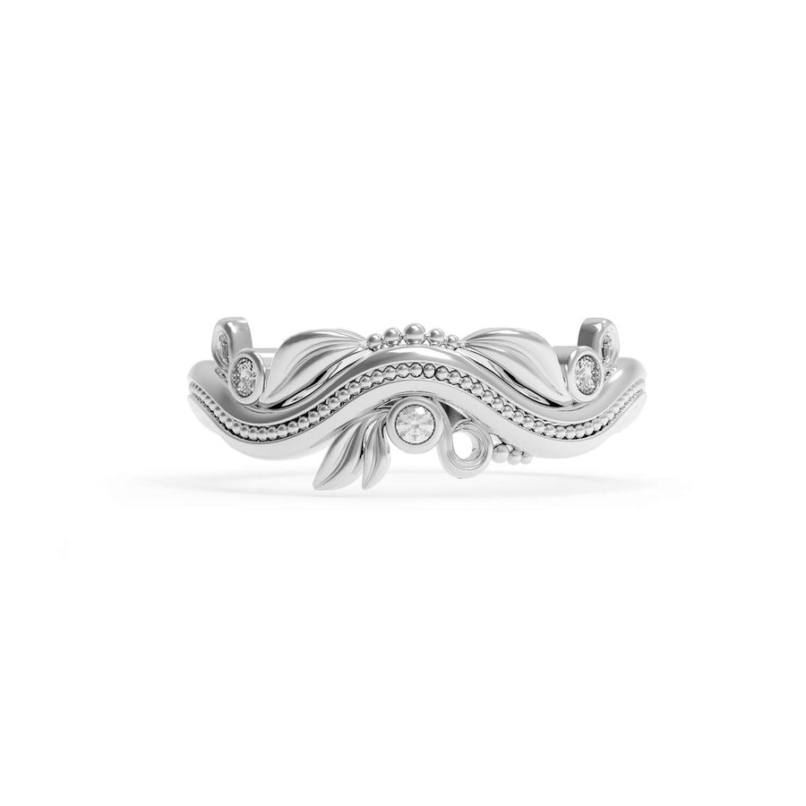 Limor - Filigree 3 Diamond Band