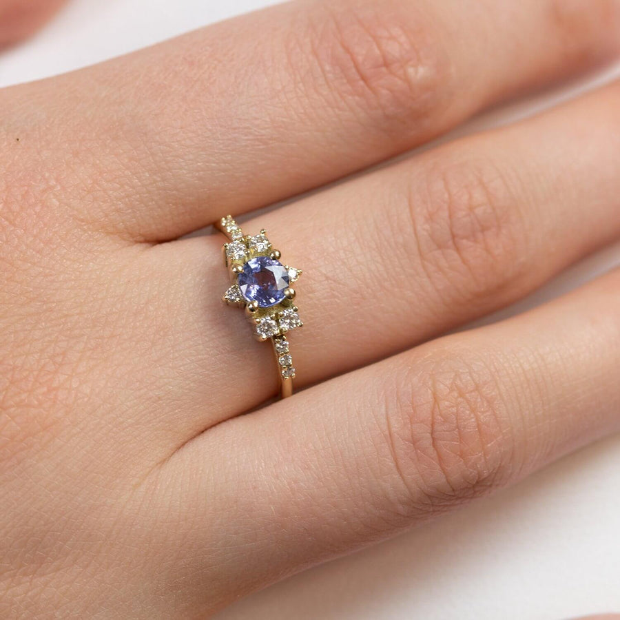 Lilach Sapphire Ring