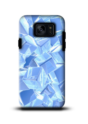 3D Polygon Samsung S7 Tough Case