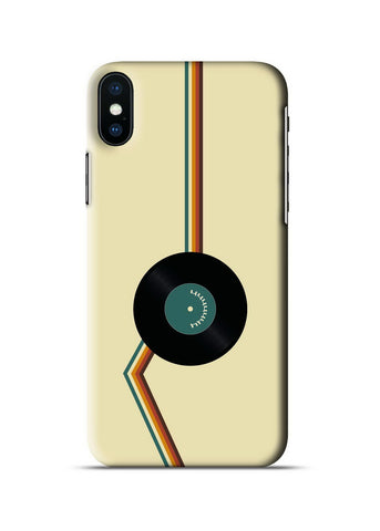 Retro Apple iPhone X Case